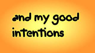(HD) JAMES BLUNT - BEST LAID PLANS - LYRICS ON SCREEN =] !!!