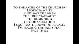 Laodicea With Lyrics (Revelation 3:14-22)