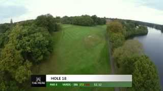 The Mere Golf Course Aerial Video