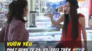 Trailer Phim Vườn Yêu 2012