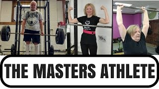 #10: The Athlete of Aging: The Masters Athlete