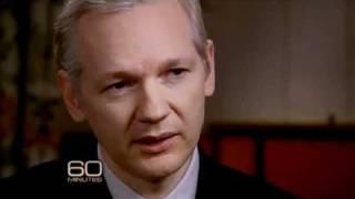 WikiLeaks' Julian Assange, Pt. 1