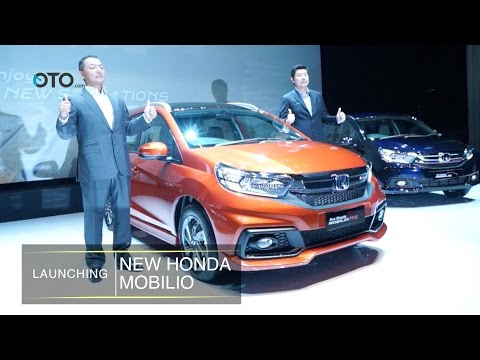 Launching New Honda Mobilio I OTO.com