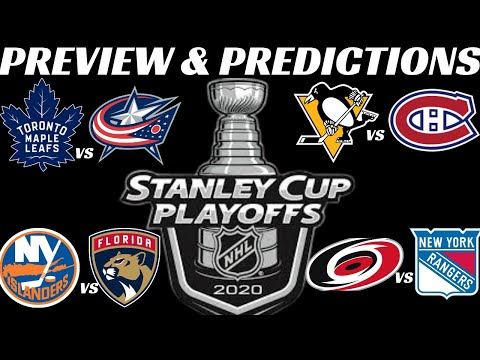 2020 NHL Stanley Cup Playoffs Predictions & Previews (Eastern Conf)