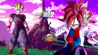Xenoverse2 X FighterZ New Story Mode Quest DLC 10 Gameplay - Dragon Ball Xenoverse  2 Ultra Pack 2