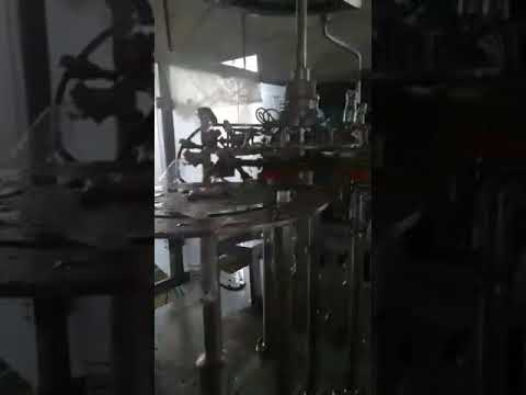 40 BPM Carbonated Soft Drink Filling Machine