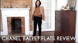 Are Chanel Ballet Flats Worth It? | Review & Lookbook After 4 Years