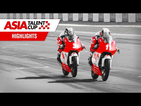 Idemitsu Asia Talent Cup - Highlights Race 2 Round 1 - Losail International Circuit