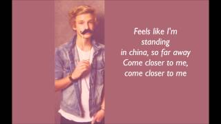 Cody Simpson - standing in china Lyric video - Video Youtube