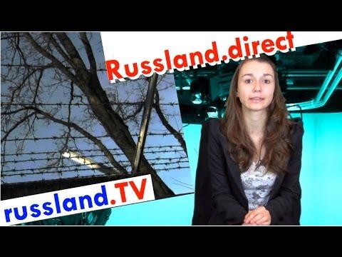 Folter in Russlands Gefängnissen? [Video]