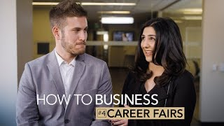 How To Business | Career Fairs