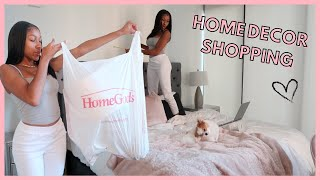 LIFE WITH JAYLA ATL | HOME DECOR SHOPPING, BEDROOM SWITCH UP, & NEW SPRING SXF PIECES