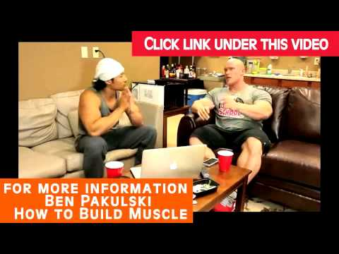 ben pakulski s training workout secrets for gaining 1 in your calves