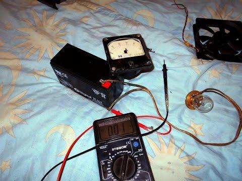 Переделка стрелочного вольтметра в амперметр