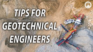 Podcast – How To Be a Great Geotechnical Engineer