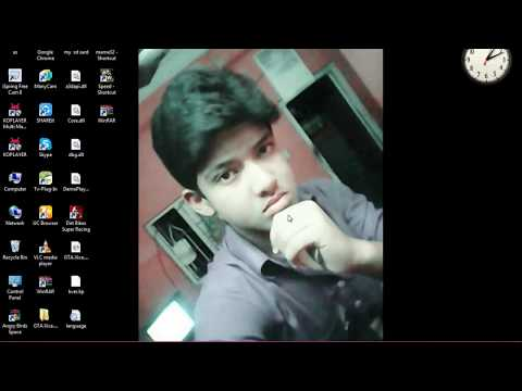 how to open camera on laptop window 7