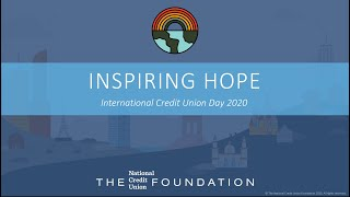 Inspiring Hope on International Credit Union Day