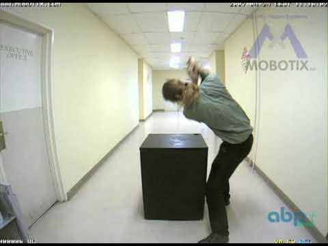 Attacking A Vandal-Proof Camera