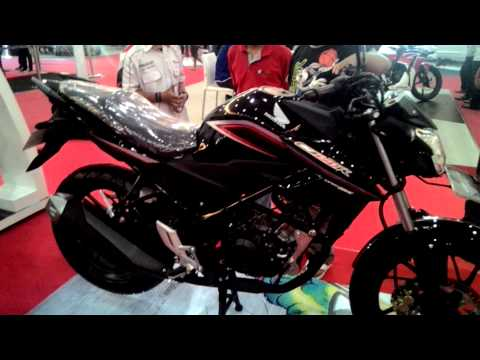 all new Honda cb150r streetfire 2015