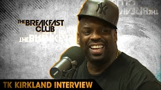 TK Kirkland Talks His New Podcast, How to Treat Women Right & How He's Evolved As A Comedian