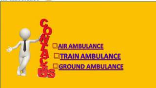 Get the Most Beneficia Global Air Ambulance Service in Jodhpur