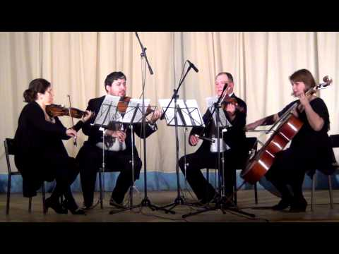 И.С.Бах - Шутка из Оркестровой сюиты №2