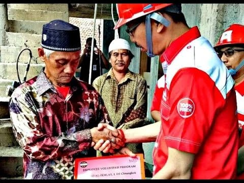 Kegiatan EVP (Employee Volunteer Program) bersama Dir. NITS & TMCC di Masjid Al-Ikhlas Cimangkok Sukabumi