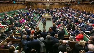 Британский депутат попытался вынести церемониальный жезл во время заседания парламента