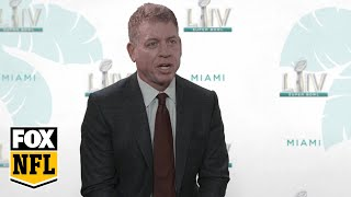 Super Bowl Stories: Road to Miami — Troy Aikman's favorite Super Bowl memory | FOX NFL