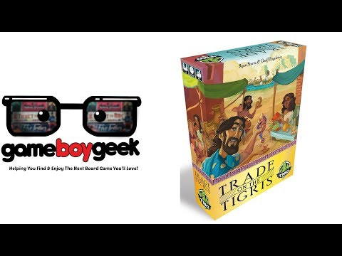 The Game Boy Geek Reviews Trade on the Tigris