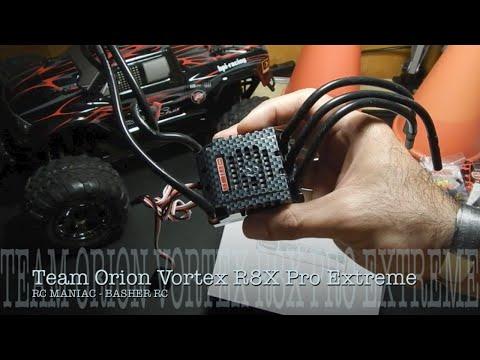 Team Orion Vortex R8X Pro Extreme ESC