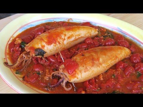Nonna's Stuffed Calamari Recipe – Laura Vitale – Laura in the Kitchen Episode 939