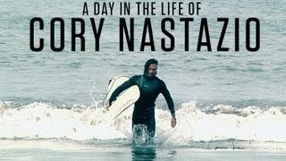 A Day in the Life of Cory Nastazio