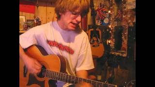 MUDSLIDE SLIM - MAMA CRY - ACOUSTIC SHED SESSION