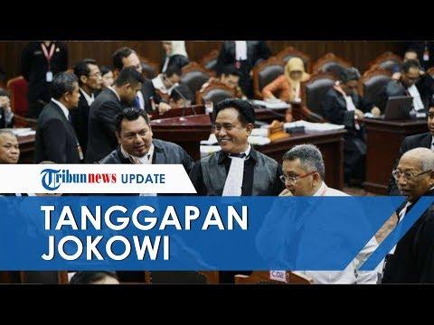 Tanggapan Jokowi soal Sidang Sengketa Hasil Pilpres 2019 yang Digelar MK