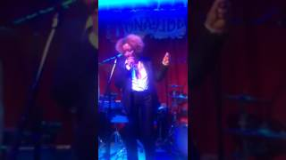 Joi Cardwell Fever live - Club Bonafide NYC