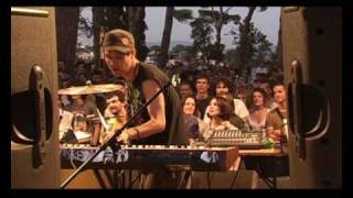 "Animal Collective "" my girls ""  Live at Midi Festival French Riviera 2007"
