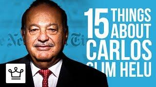 15 Things You Didn't Know About Carlos Slim Helu