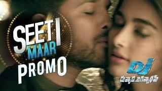 'Seeti Maar' song trailer from 'DJ'