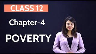 Poverty Class 12 Economics | Indian Economic Development