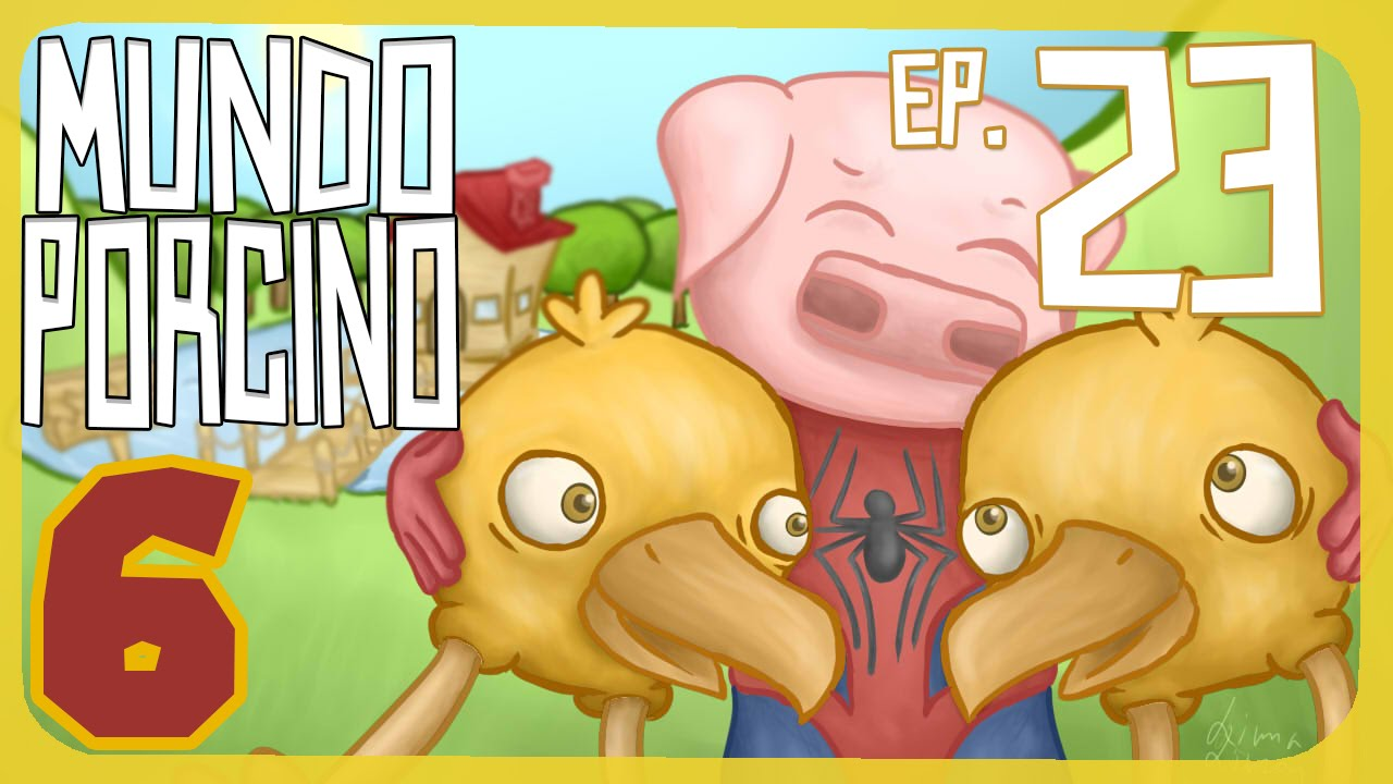 LOS INVITADOS DAN SUERTE | EP.23 | MUNDO PORCINO 6