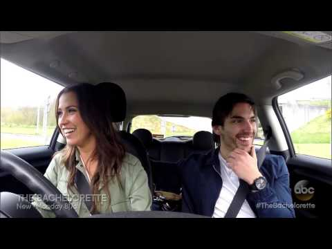The Bachelorette 11.07 (Preview 'Jared & Kaitlyn's Scenic Ireland Drive')
