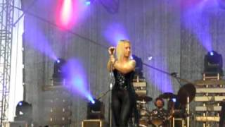 Artrosis - Szmaragdowa noc - Cieszanów  Rock Festiwal 22 08 2010r