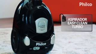 Aspirador Philco Easy Clean Turbo