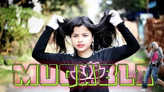 Muqabla Again Dance Cover| Street Dancer| Dance On Spot|Avinanda Biswas|