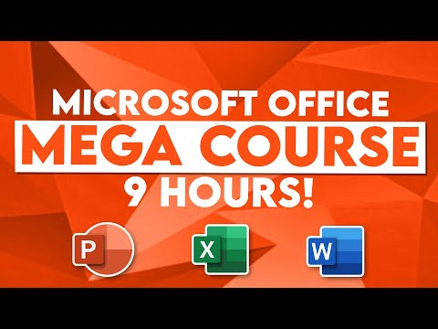 Microsoft Office Tutorial: Learn Excel, PowerPoint and Word - 9 ...