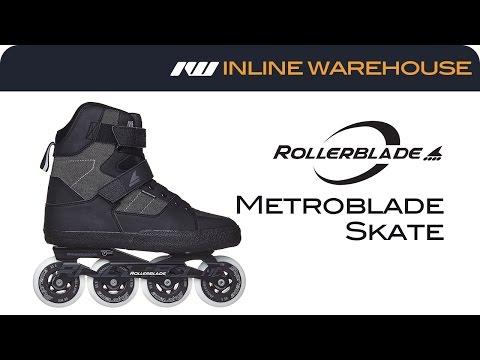 2017 Rollerblade Metroblade Skates Review