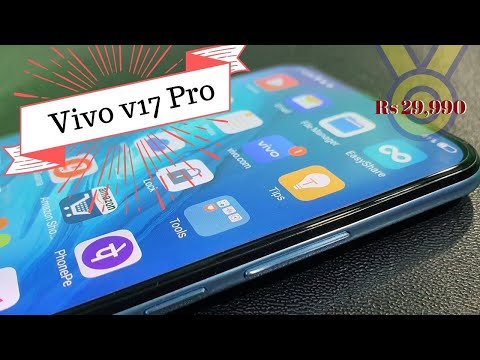 Vivo V17 Pro Unboxing and 1st Impression