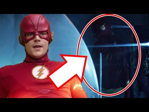 The Flash Season 6 Suit Leaked!? What's Going On?