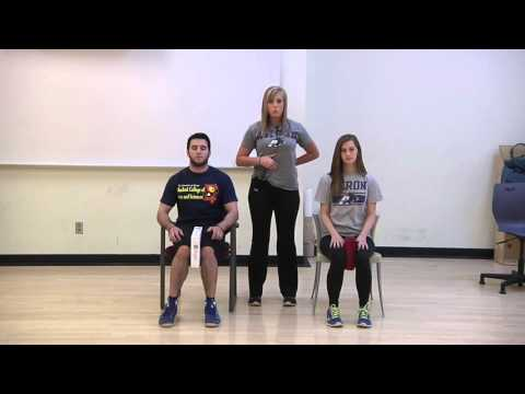 Seated Hip Adduction